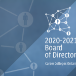 2020-2021 Board of Directions - Career Colleges Ontario